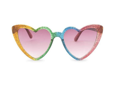 Bando Heart Sunglasses on DLK | designlifekids.com