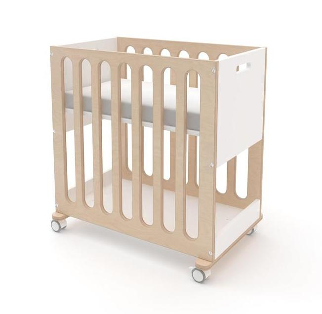 Oeuf FAWN CRIB + BASSINET SYSTEM ON DLK