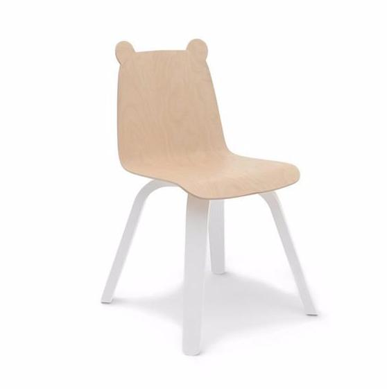 Oeuf Bear Play Chair Set on DLK