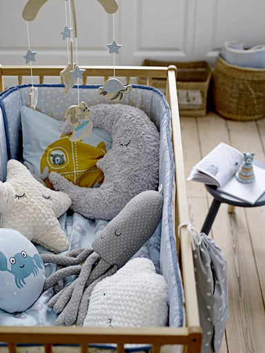 Bloomingville Moon Pillow on DLK | designlifekids.com