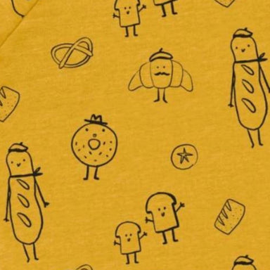 Kira Kids Bread Raglan Sweatshirt on Design Life Kids