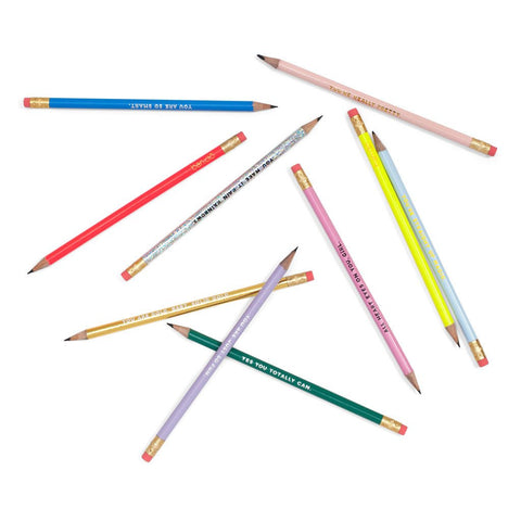 Bando Compliment Pencil Set on DLK | designlifekids.com