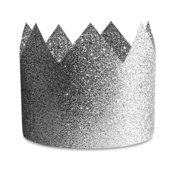 Delight Department Glitter Crowns on DLK | designlifekids.com