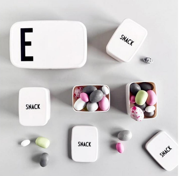 Design Letters Snack Box on Design Life Kids