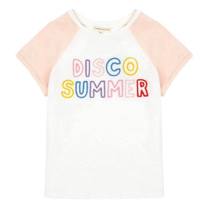 Hundred Pieces Disco Summer Tee on DLK | designlifekids.com