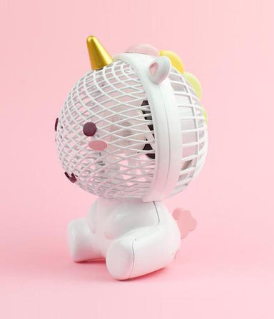 Smoko Elodie Unicorn Fan on DLK | designlifekids.com