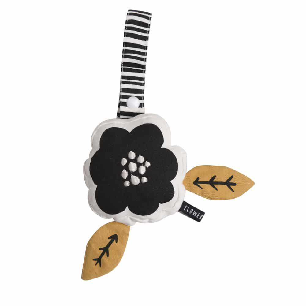 Wee Gallery Flower Stroller Toy on DLK | designlifekids.com