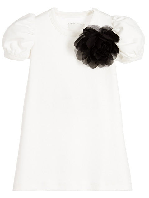 The Tiny Universe Flower Dress on DLK | designlifekids.com