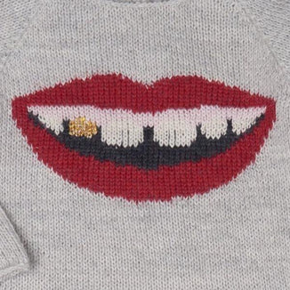 Oeuf GOLD TOOTH SWEATER ON DLK