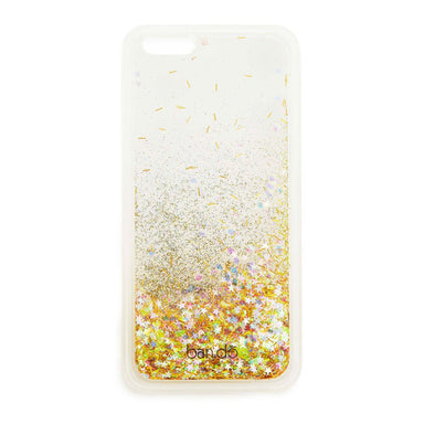 BAN.DO GLITTER BOMB IPHONE CASE ON DLK