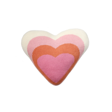 Blabla Heart Pillow on Design Life Kids