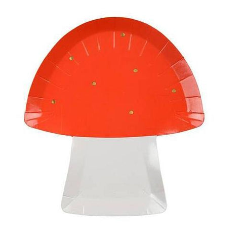 Meri Meri Toadstool Plates on DLK