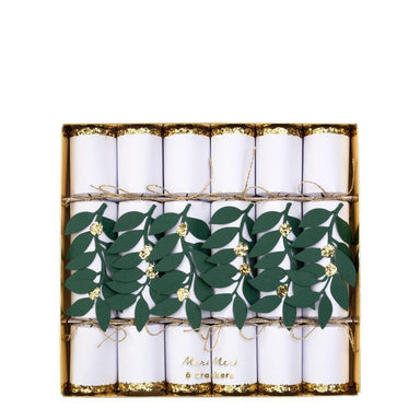 Festive Foliage Party Crackers