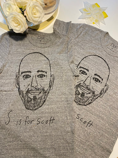 S is for Scott Tee