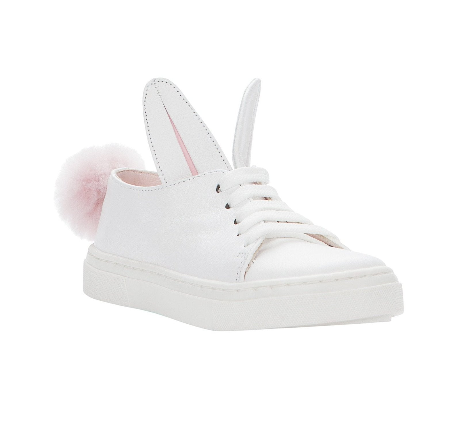 Minna Parikka Bunny Tail Sneakers on DLK