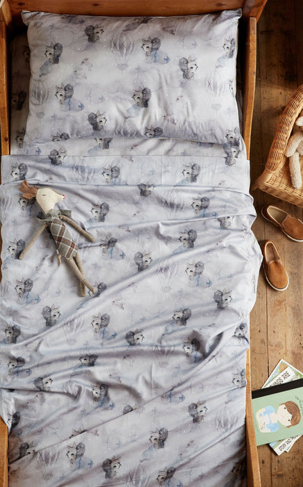 Mrs Mighetto Jimmy Cricket Sheets and Bedding on DLK | designlifekids.com