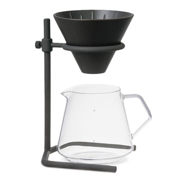 Kinto SCS S04 Coffee Brewer Stand Set on DLK | designlifekids.com