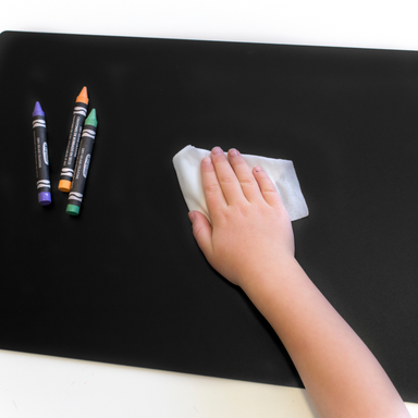Chalkboard Placemat on Design Life Kids