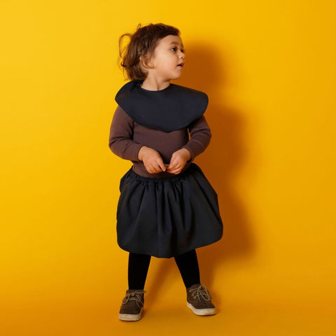 Wolf & Rita Leonor Blue Bloomer on DLK | designlifekids.com