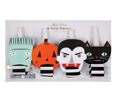 Meri Meri Halloween Party Blowers on Design Life Kids