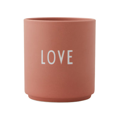 Design Letters Pink Love Favorite Cup on Design Life Kids