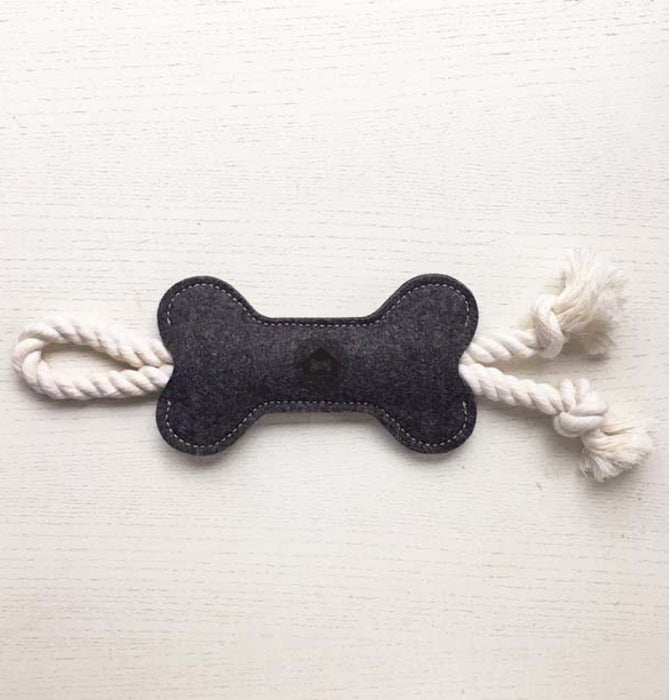 House Dogge Merino Wool Dog Chew Toy on DLK | designlifekids.com