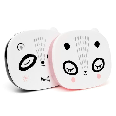 Petite Monkey Panda Lunchbox on DLK | designlifekids.com