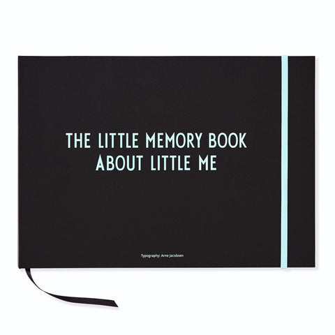 Design Letters The Little Memory Book on DLK