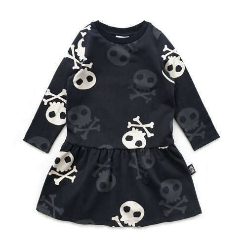 Little Man Happy Danger Skater Dress on DLK | designlifekids.com