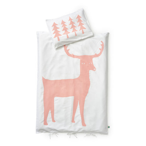 Natti Natti DEER DUVET SET ON DLK