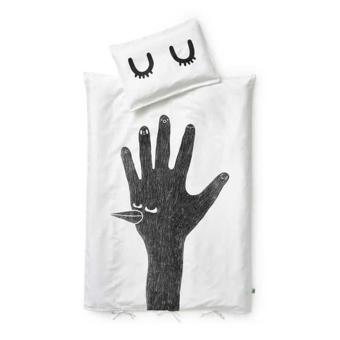 Natti Natti HIGH FIVE DUVET SET ON DLK
