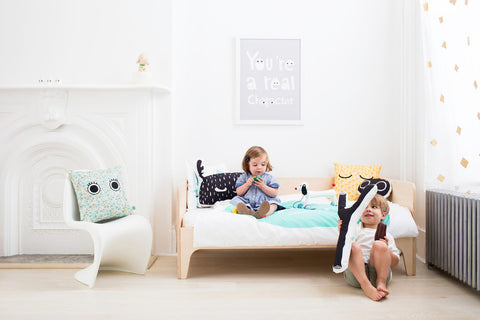 Natti Natti BEAR DUVET SET ON DLK