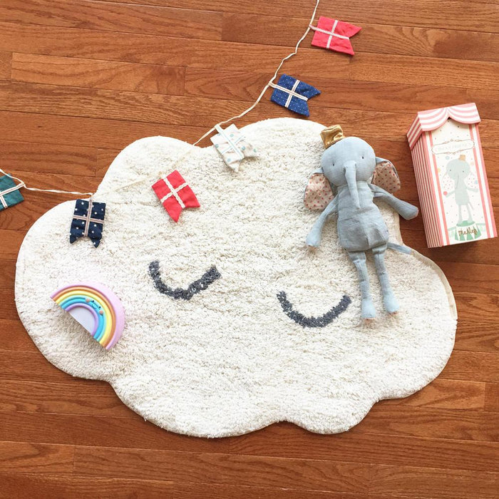Bloomingville Cloud Area Rug on DLK | designlifekids.com