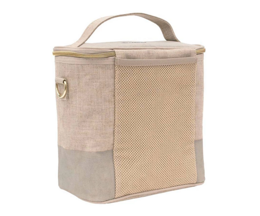 soYoung Linen Paper Lunch Poche on Design Life Kids