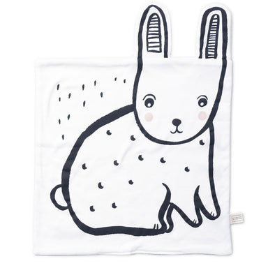 Wee Gallery Snuggle Bunny Blanket on Design Life Kids