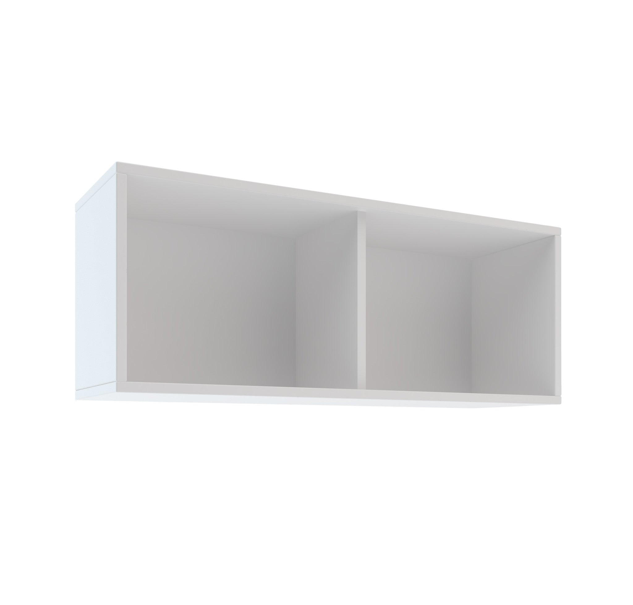 Oeuf Perch Twin Shelving Unit on DLK