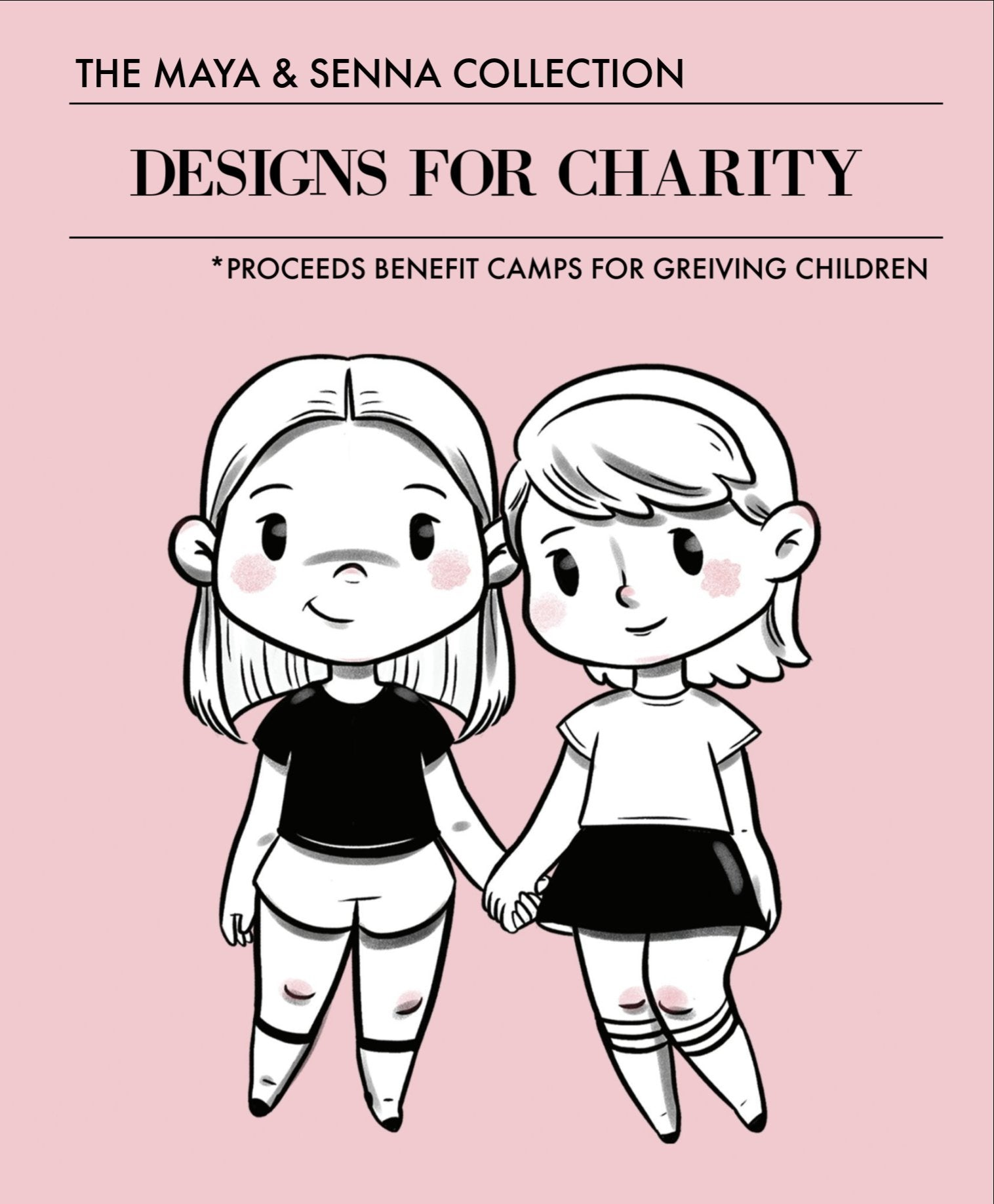 Donations for Grieving Camps for Children on Design Life Kids