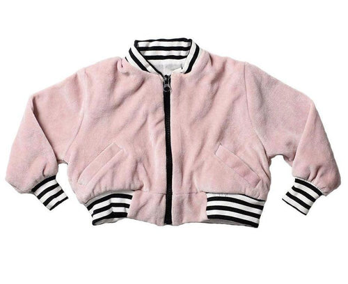 Anarkid Velour Jacket on DLK | designlifekids.com