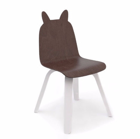 WALNUT PLAY CHAIR SET
