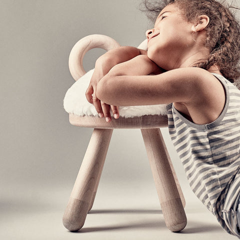 Elements Optimal Sheep Chair on DLK | designlifekids.com