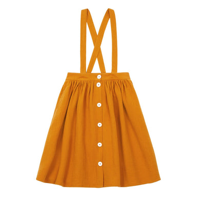 Hundred Pieces Skirt with Braces on DLK | designlifekids.com