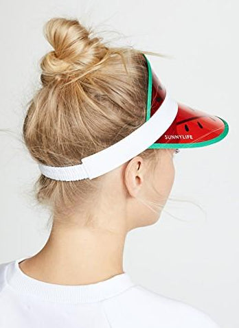 Sunnylife Retro Watermelon Visor on Design Life Kids