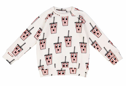 Hugo Loves Tiki Soda Sweater on DLK