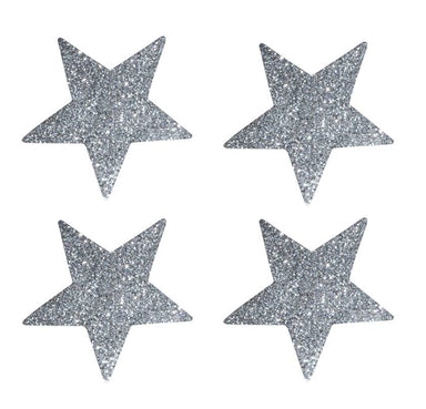 Delight Department Glitter Star Stickers on DLK | designlifekids.com
