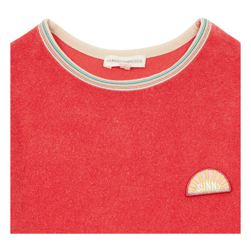 Hundred Pieces Sunny Sponge T-Shirt on DLK | designlifekids.com
