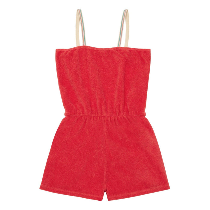 Sunny Terry Cloth Playsuit