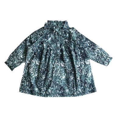Romey Loves Lulu Glitter Print Bow Dress on Design Life Kids