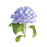 Tattly Blue Hydrangea at Design Life Kids