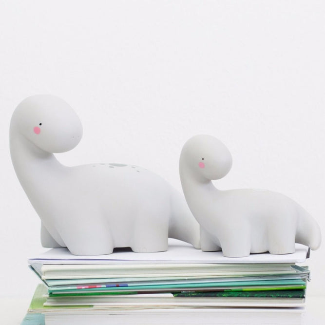 A Little Lovely Company Brontosaurus Lamp on Design Life Kids