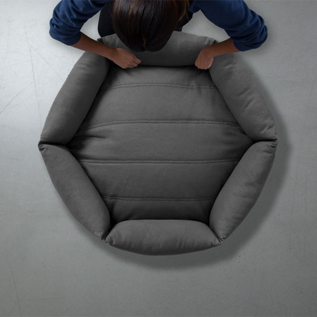 Hex Cushion Pet Bed